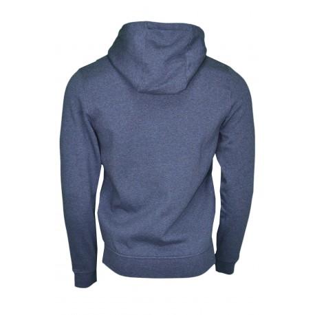Veste zippée Lacoste bleu marine pour homme