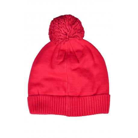 Bonnet Tommy Hilfiger rouge pour homme