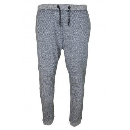 Pantalon jogging Tommy Hilfiger gris pour homme