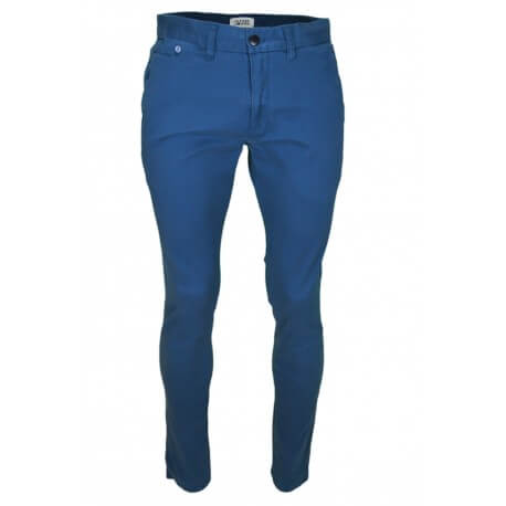 Chino Tommy Hilfiger Ferry bleu pour homme