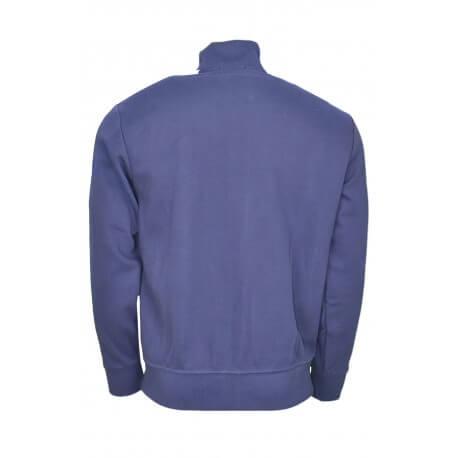 Veste zippée Ralph Lauren Big Poney bleu marine pour homme