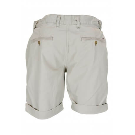 Bermuda Tommy Hilfiger Freddy beige pour homme
