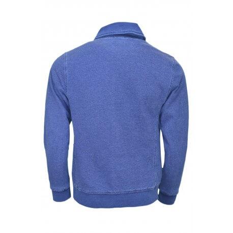 Veste légère Tommy Hilfiger bleue pour homme