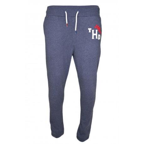 Pantalon jogging Tommy Hilfiger bleu marine pour homme