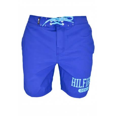 Short de bain Tommy Hilfiger bleu pour homme