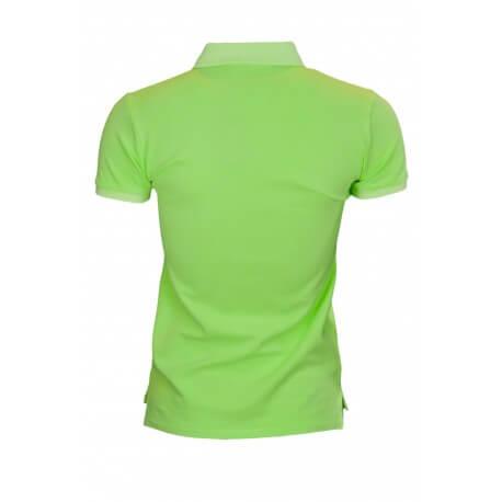 Polo Ralph Lauren Julie vert fluo pour femme