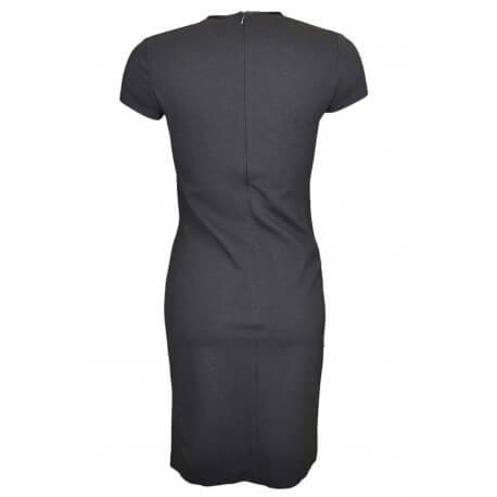 Robe Ralph Lauren Heather noire pour femme