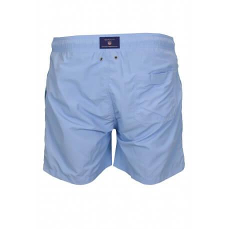 Short de bain Gant bleu pastel pour homme