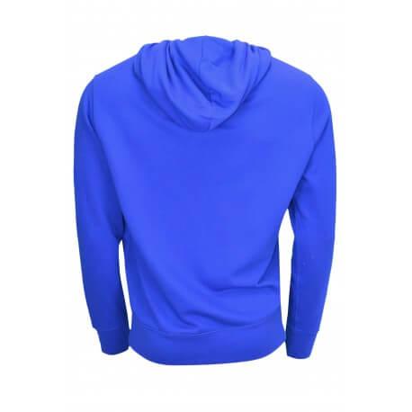 Gilet zippé léger maille Ralph Lauren bleu roi pour homme