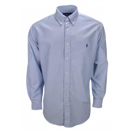 Chemise Oxford Ralph Lauren Easy Fit bleu pour homme