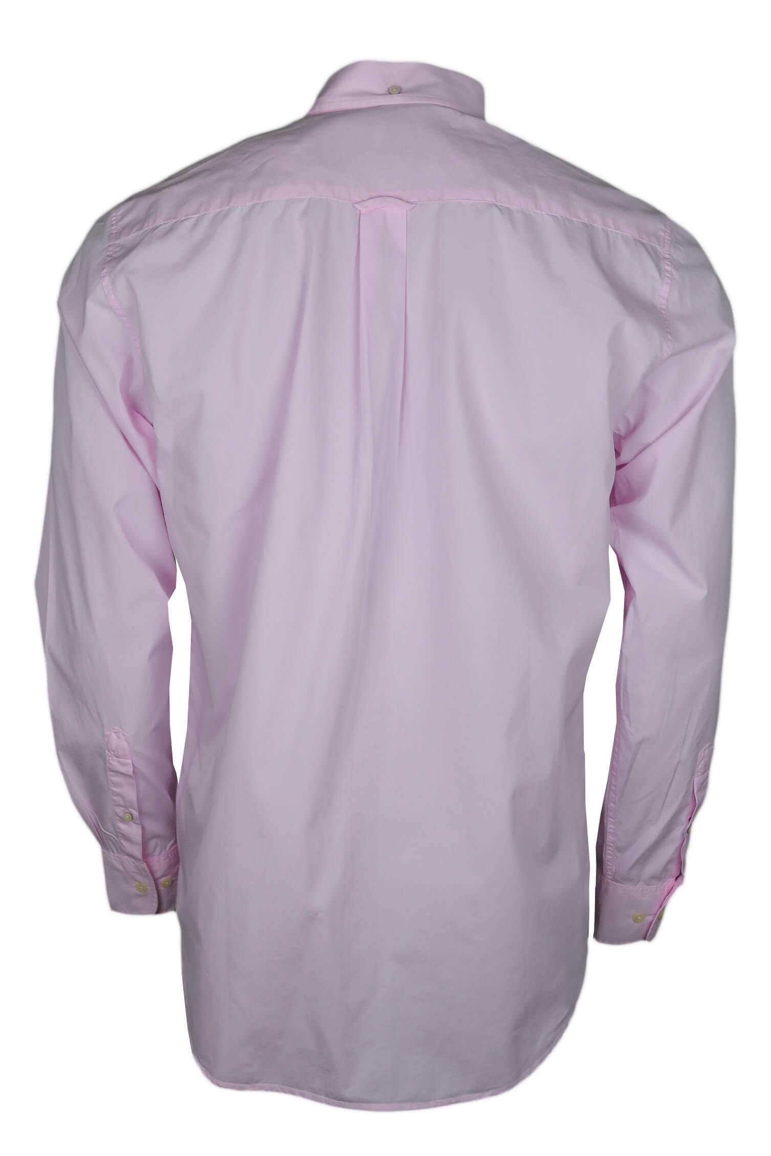 chemise gant poplin rose p le pour homme toujours au meilleur pr. Black Bedroom Furniture Sets. Home Design Ideas