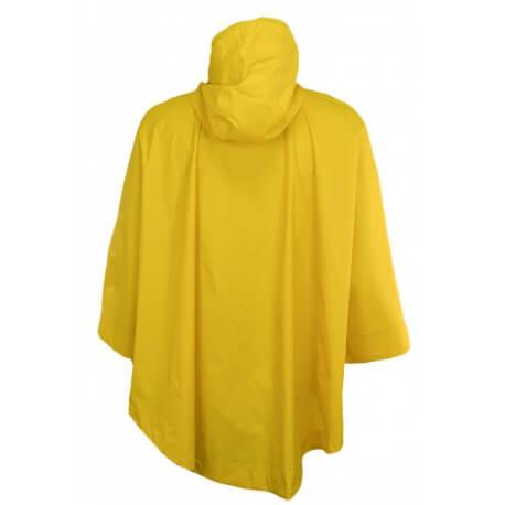 Cape K-Way Morgan jaune pour femme