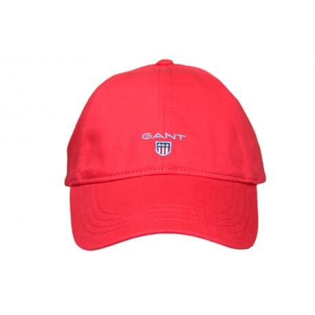 Casquette Gant Logo rouge pour homme