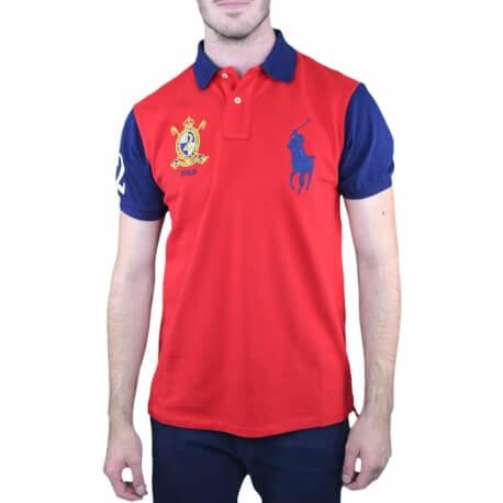 Polo Ralph Lauren Big Poney rouge pour homme