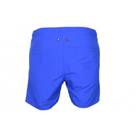 Short de bain K-Way Olivier bleu pour homme