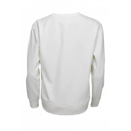 Sweat Ralph Lauren blanc pour femme