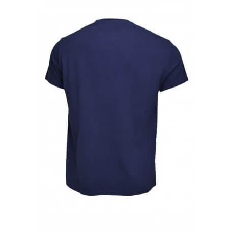T-shirt Tommy Hilfiger Dénim bleu marine impression fleur pour homme