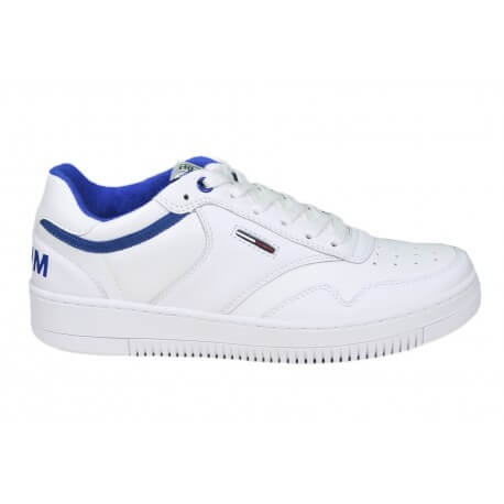 Tommy Hilfiger Baskets basses Player Blanc uHcNcbvBK