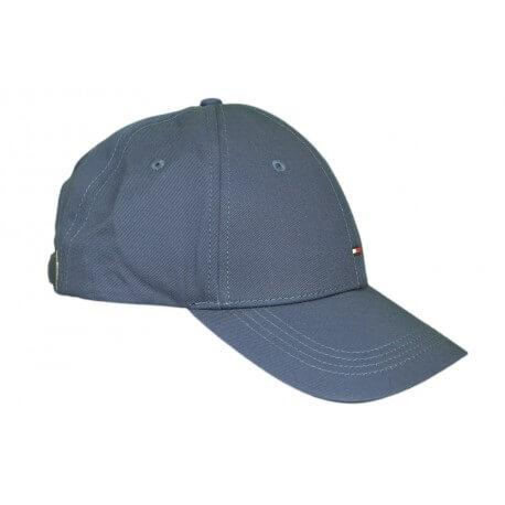 Casquette Tommy Hilfiger basique bleu marine pour femme