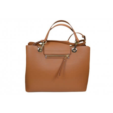 Sac à main Tommy Hilfiger Novelty marron pour femme