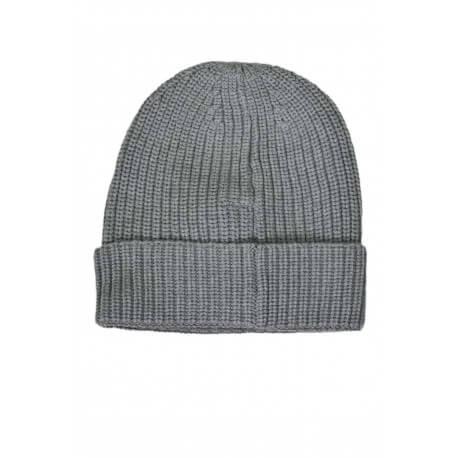 Bonnet tricoté Tommy Hilfiger Dénim gris pour homme