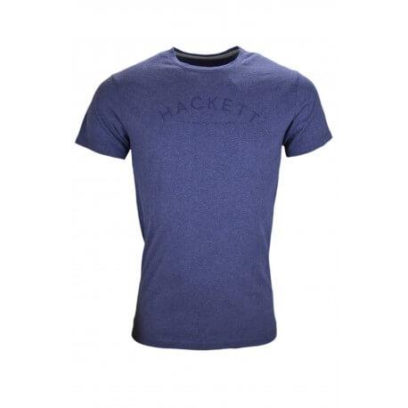 T-shirt Hackett bleu pour homme