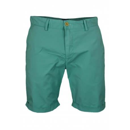 Bermuda Gant vert pastel pour homme