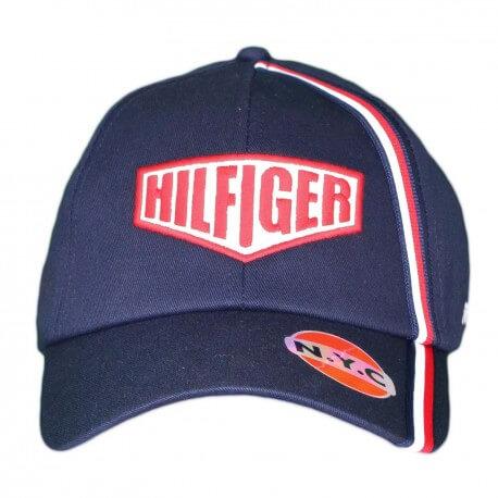 Casquette Tommy Hilfiger Racing bleu marine pour homme