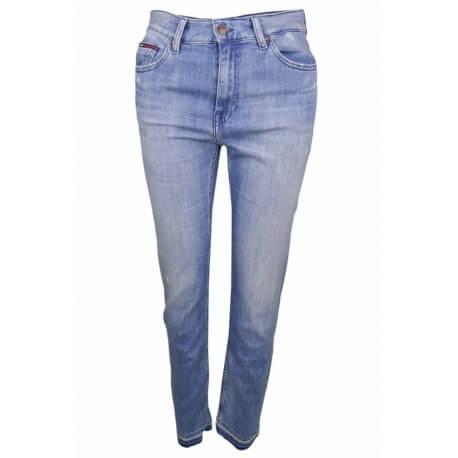 Jean slim Tommy Jeans bleu pour femme