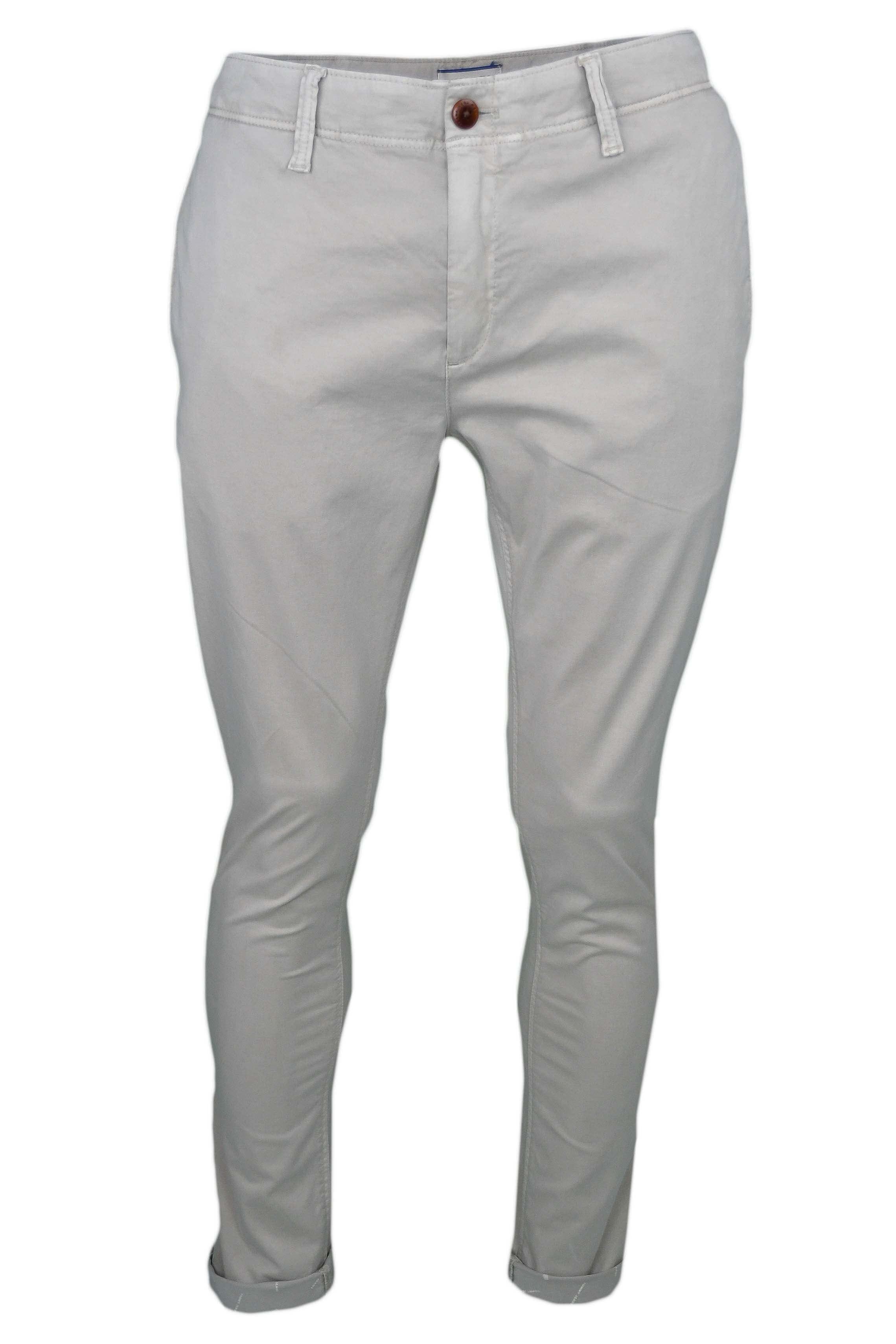 haut de gamme pas cher le plus fiable Pantalon chino Tommy Jeans beige slim fit pour homme - Toujours au ...