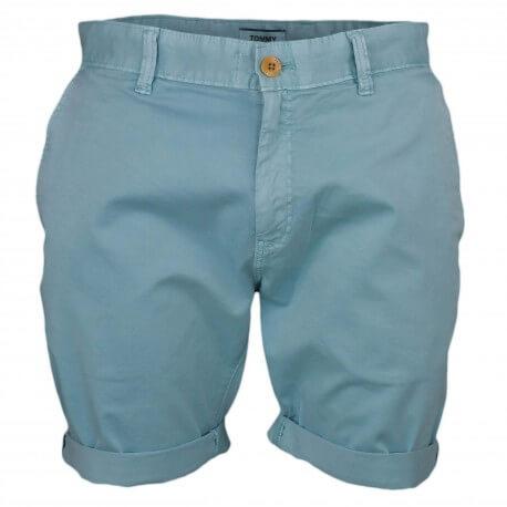 Short Tommy Jeans bleu turquoise pour homme