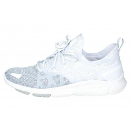 Baskets Ralph Lauren Train 200 blanches pour homme