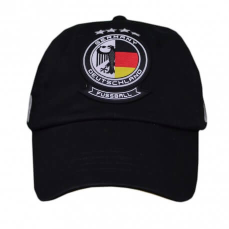 Casquette Ralph Lauren noire Coupe du monde 18 Allemagne