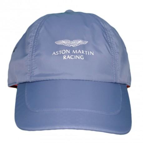 Casquette Hackett grise Aston Martin en nylon pour homme
