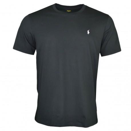 Coffret caleçon et t-shirt Ralph Lauren noir pour homme