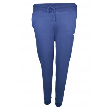 Pantalon jogging Tommy Jeans bleu marine pour femme