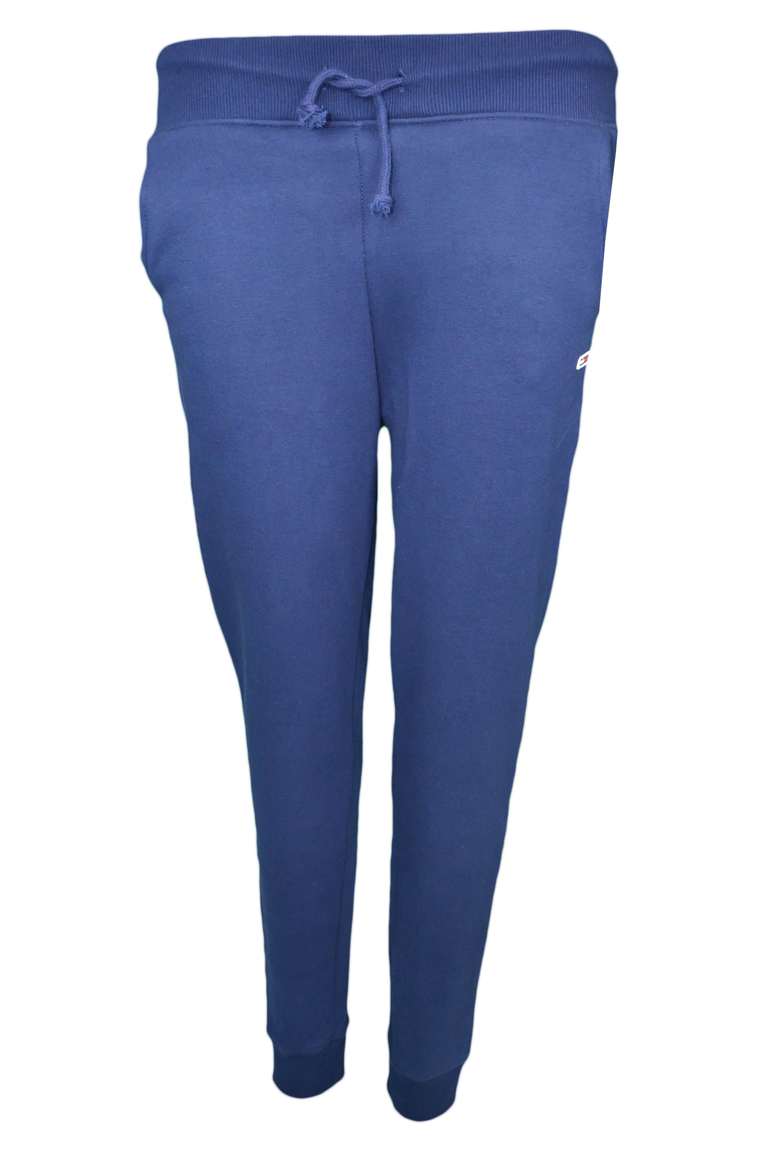 baskets pour pas cher premier taux bonne réputation Pantalon jogging Tommy Jeans bleu marine pour femme - Toujours au m...