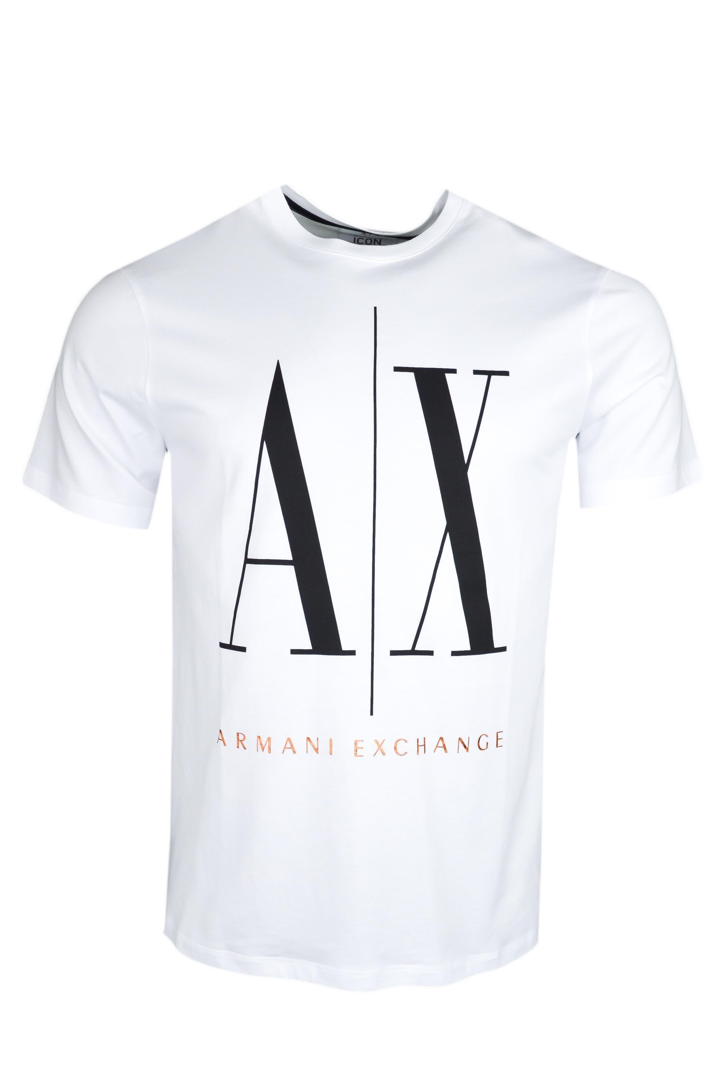 t-shirt homme armani