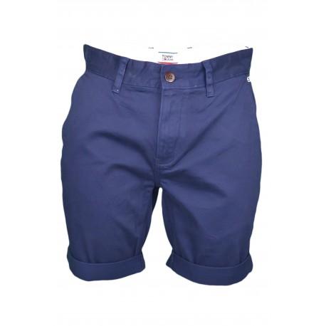 Bermuda Tommy Jeans bleu marine pour homme