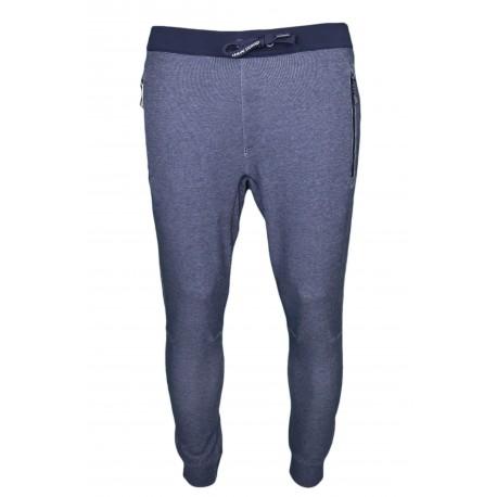 Pantalon de jogging Armani Exchange bleu marine pour homme