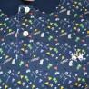 Polo La Martina bleu marine à imprimés graphiques multicolores slim fit pour homme