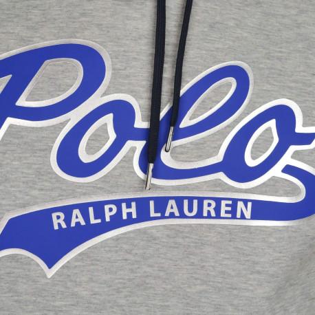 Polo Ralph Lauren rose logo multicolore slim fit en jersey pour homme