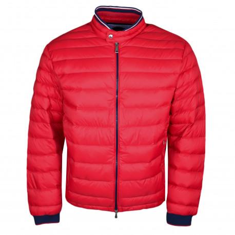 Veste matelassée Ralph Lauren rouge pour homme