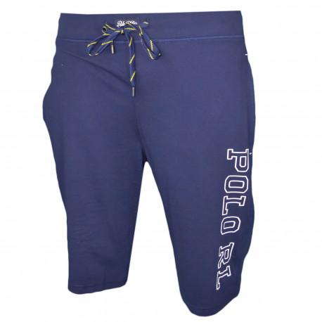 Short de pyjama Ralph Lauren bleu marine pour homme