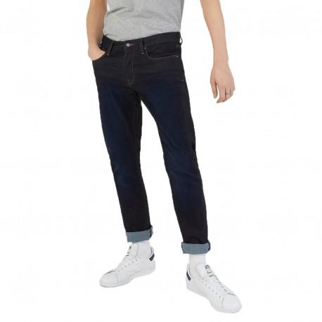 Jean Armani Exchange bleu brut slim fit pour homme