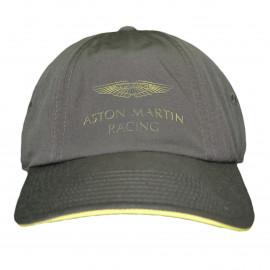 Casquette Hackett Aston Martin vert kaki pour homme