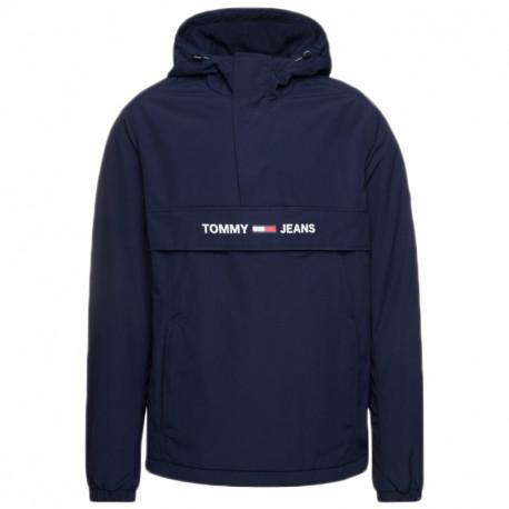 Veste de mi-saison Tommy Jeans bleu marine pour homme