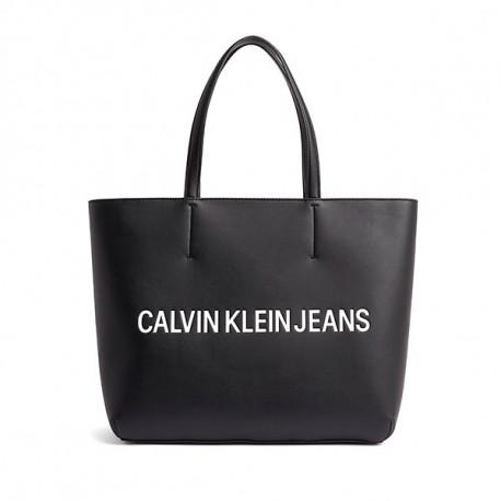 Grand Sac Calvin Klein Tote Noir pour femme