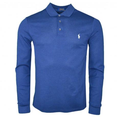Polo Ralph Lauren bleu ML pour homme