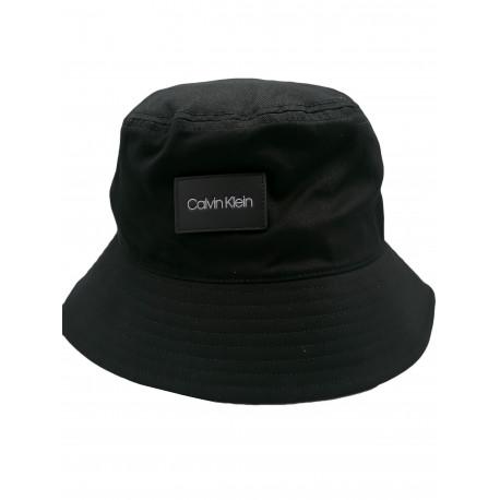 Chapeau bob Calvin Klein noir pour homme